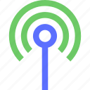 call, connection, contact, dial, network, phone, signal, telephone icon