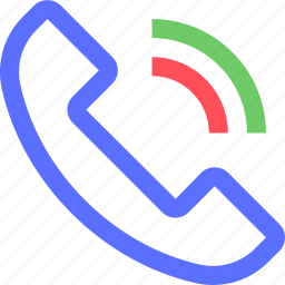 call, contact, dial, phone, telephone icon