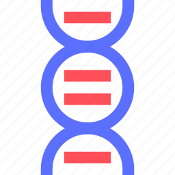 dna, education, information, learn, science, train icon