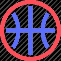 action, athletics, ball, basketball, exercise, game, sports icon