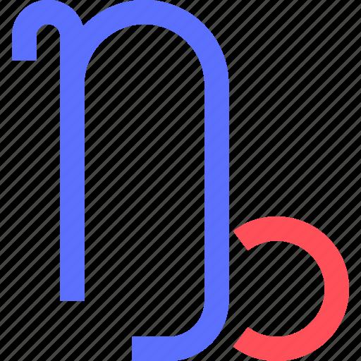 astrology, badge, capricorn, emblem, logo, symbols, token icon