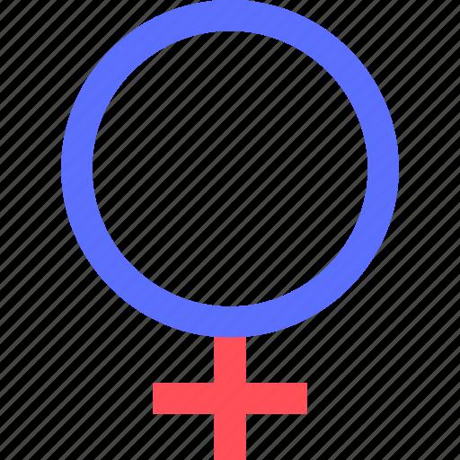 badge, emblem, female, logo, sign, symbols, token icon