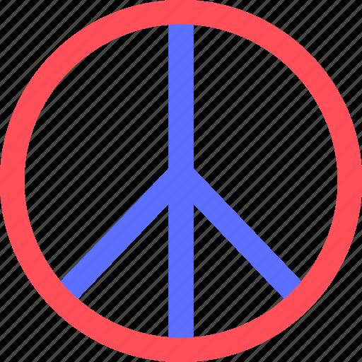 badge, emblem, logo, peace, symbols, token icon