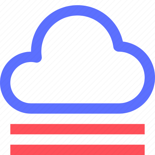 climate, cloud, earth, fog, forecast, nature, weather icon