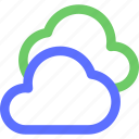 climate, clouds, earth, forecast, nature, weather icon