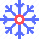 climate, earth, flake, forecast, nature, snow, weather icon
