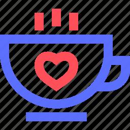 bells, bridal, coffee, love, marriage, union, wedding icon