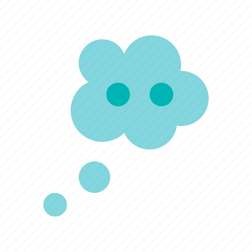 Balloon, bubble, chat, cloud, speech, thinking icon - Download on Iconfinder