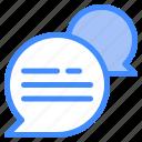 speech, bubble, comment, dialogue, communication, chat, box
