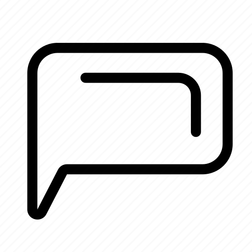 Chat, comics, message, speech, speech bubble icon - Download on Iconfinder