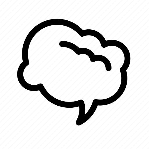 Chat, comics, message, speech, speech bubble, cloud icon - Download on Iconfinder