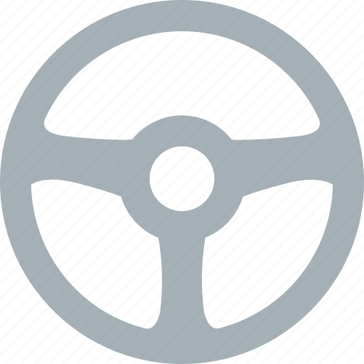 auto, car, cars, parts, steering, steering wheel, wheel icon