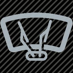 car, parts, viper, vipers, windshield, windshield viper, wiper icon