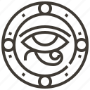 cultures, egyptian, eye of ra, god, pagan