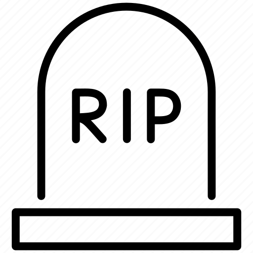 castle, cemetery, church, danger, dead, death, end, epitaph, evil, final, finish, funeral, grave, gravestone, horror, night, rest, result, rip, skull, stop, tomb, tombstone icon