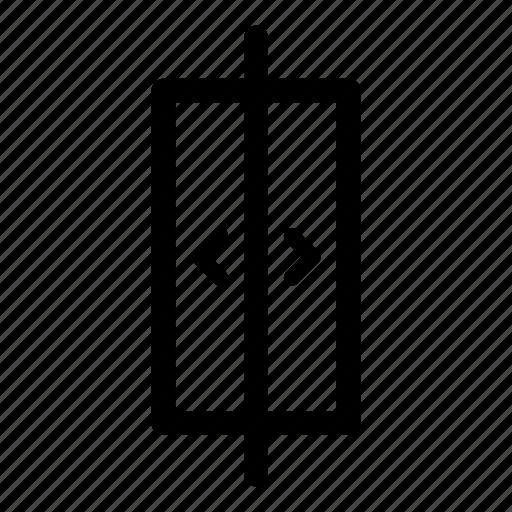b, bar, divider, drag, drag bar, move, pane, resize, splitter, window resize icon