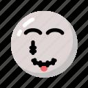 emoji, emoticon, ghost, halloween, scary, spooky