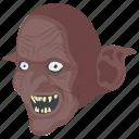 cartoon zombie, creepy creature, frankenstein, horrible creature, zombie halloween