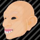 dead man, halloween character, horror skull, spooky creature, zombie apocalypse icon