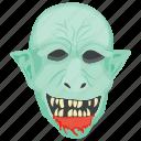 death, evil dead, evil face, evil halloween, halloween character
