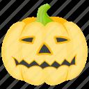 frightening pumpkin, halloween celebration, halloween face, halloween pumpkin, spooky pumpkin icon