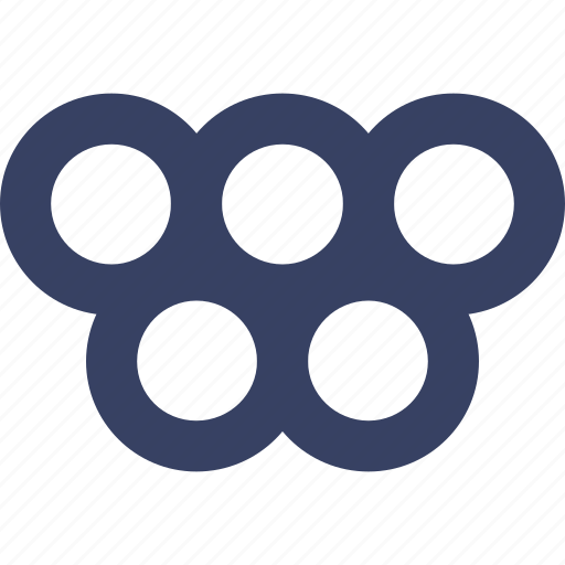 olympic, rings, sport icon