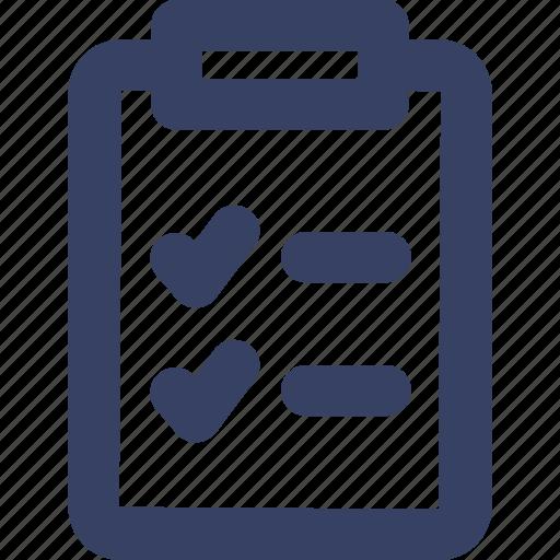 list, plan, sport, taskboard icon