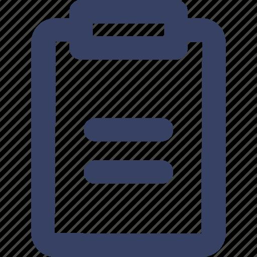 board, plan, sport, task icon