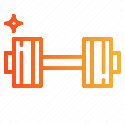 dumbbell, dumbbells, gym, weight icon