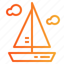 boat, boats, sailboat, sailing