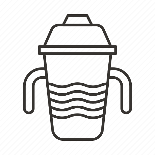 beverage, cocktail, drink, glass, juice, paper icon