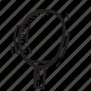 pingpong, sport icon