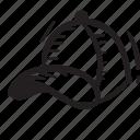 hat, hot, sport icon