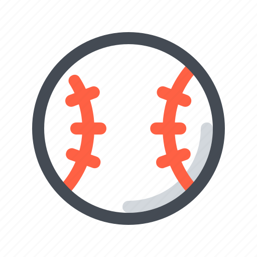 Ball, baseball, equipment, game, match, sport icon - Download on Iconfinder