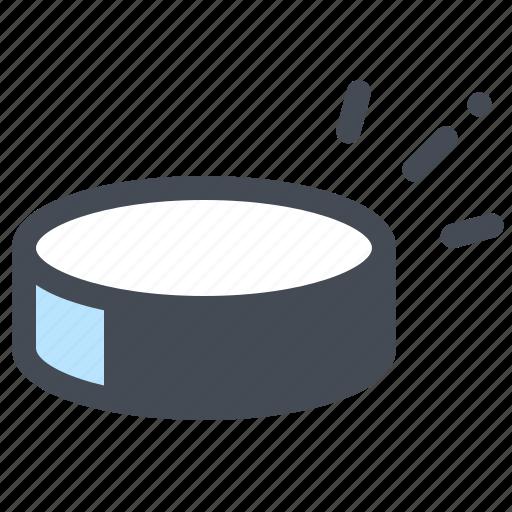 Chempionat, equipment, hockey, ice, puck, sport, sports icon - Download on Iconfinder