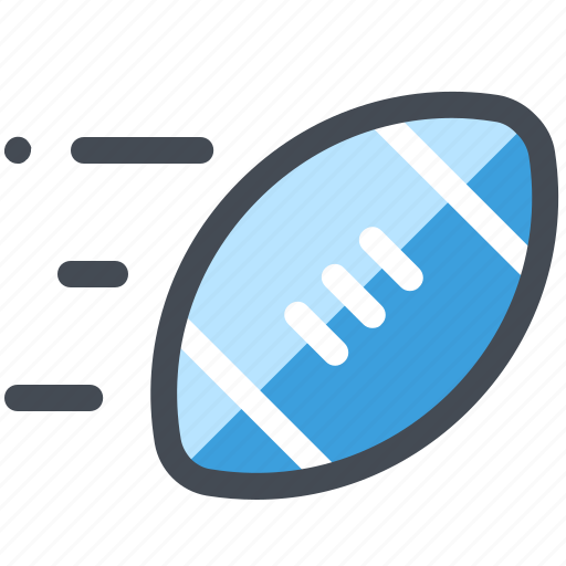 American, ball, equipment, laces, rugby, sport icon - Download on Iconfinder