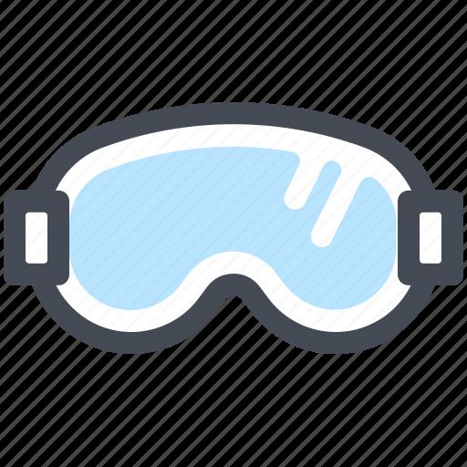 Goggles, ski, sport, winter icon - Download on Iconfinder