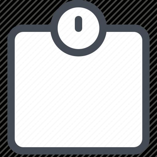 Balance, diet, loss, machine, scale, sport, weight icon - Download on Iconfinder