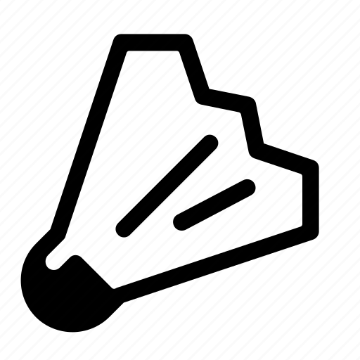 Badminton, equipment, game, shuttlecock, sport, tennis, tournament icon - Download on Iconfinder
