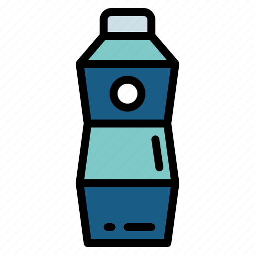 Bottle, drink, food, water icon - Download on Iconfinder