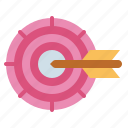 archery, board, dart, sport, target