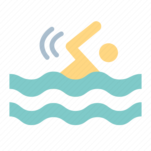 Holidays, sports, swimming, water icon - Download on Iconfinder