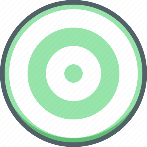 archery, dartboard, darts, game, shooting, sport, target icon