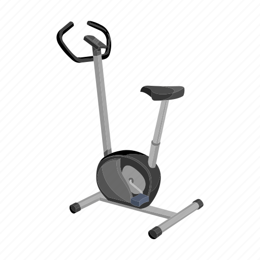 attribute, competition, equipment, exercise bike, sport icon