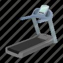 attribute, competition, equipment, simulator, sport, track, treadmill icon