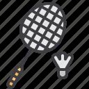 activity, badminton, health, hobby, sport icon