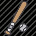 activity, baseball, health, hobby, sport icon