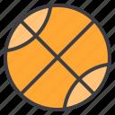 activity, basketball, health, hobby, sport icon