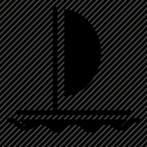 activity, boat, health, hobby, sport icon