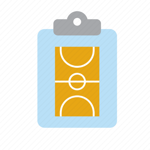 basketball, board, coach, court, sport, sports, tactics icon